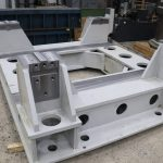 Mill Stand Base for Rolling Mills